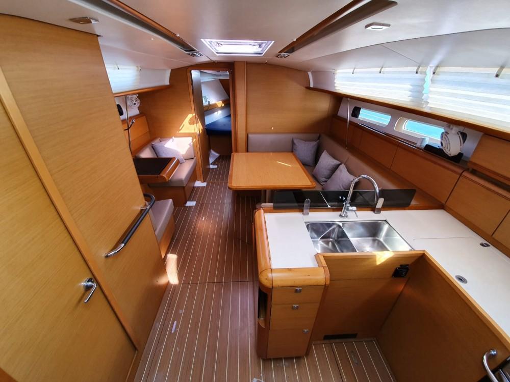 Segelboot mieten in Pattya - Jeanneau Jeanneau Sun Odyssey 409