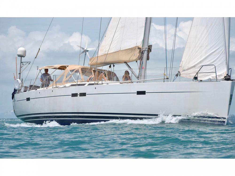 Bootsverleih Hanse Hanse 540e เกาะสมุย Samboat