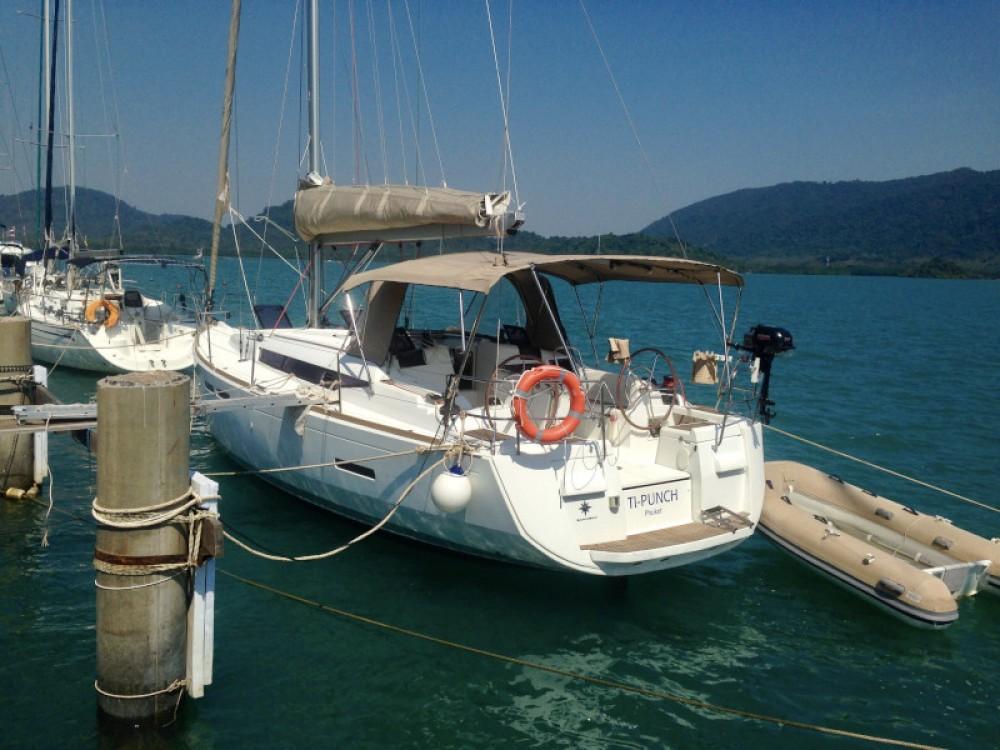 Bootsverleih Jeanneau Jeanneau Sun Odyssey 409 Pattya Samboat