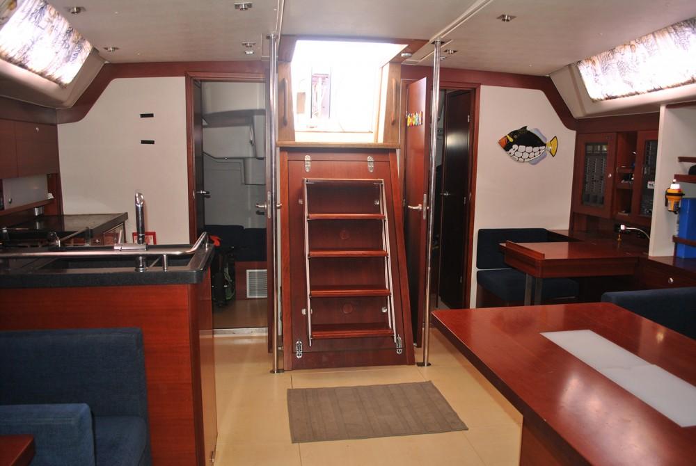 Segelboot mieten in เกาะสมุย - Hanse Hanse 540e
