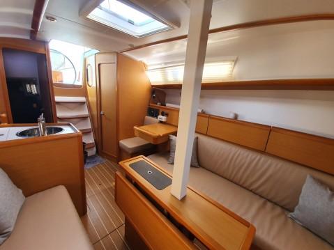 Bootsverleih Jeanneau Sun Odyssey 33i Ko Chang Samboat