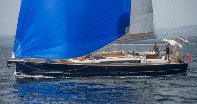 Segelboot mieten in Primošten - Dufour Dufour 560 Grand Large