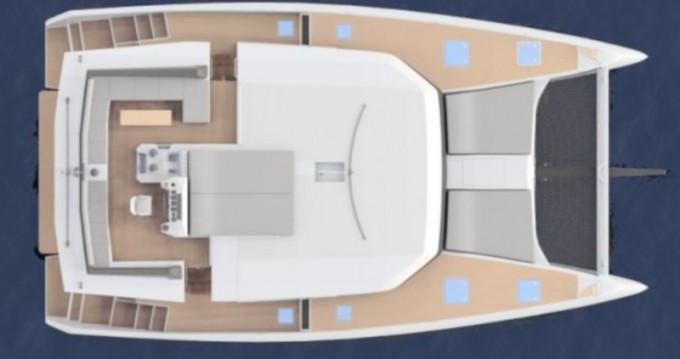 Yacht-Charter in Primošten - Dufour Dufour 48 Catamaran auf SamBoat