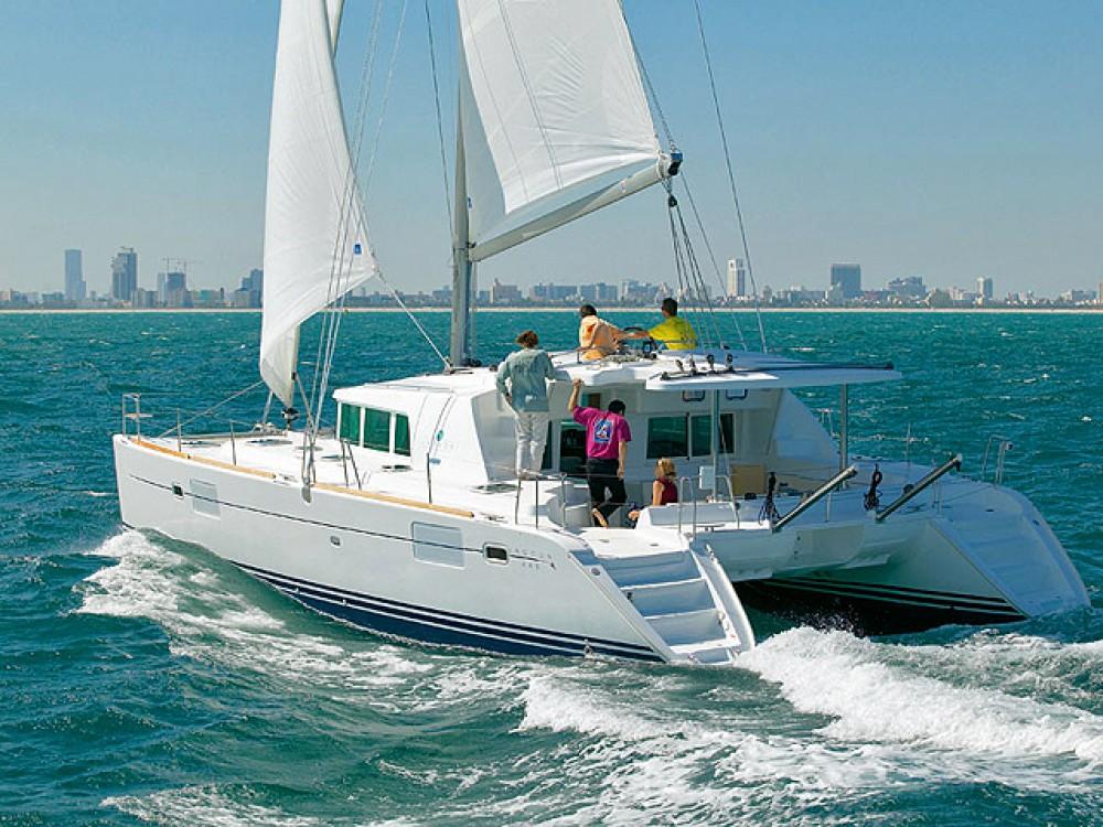 Yacht-Charter in  - Lagoon Lagoon 440 auf SamBoat