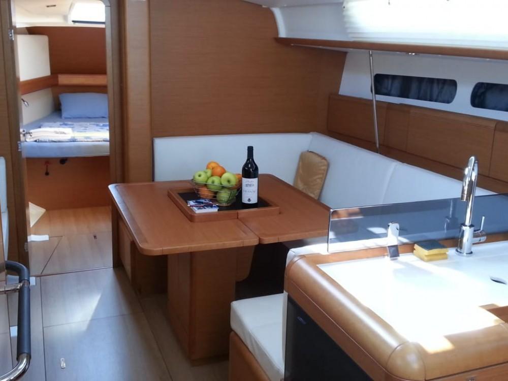 Bootsverleih Jeanneau Sun Odyssey 409 Tivat Samboat
