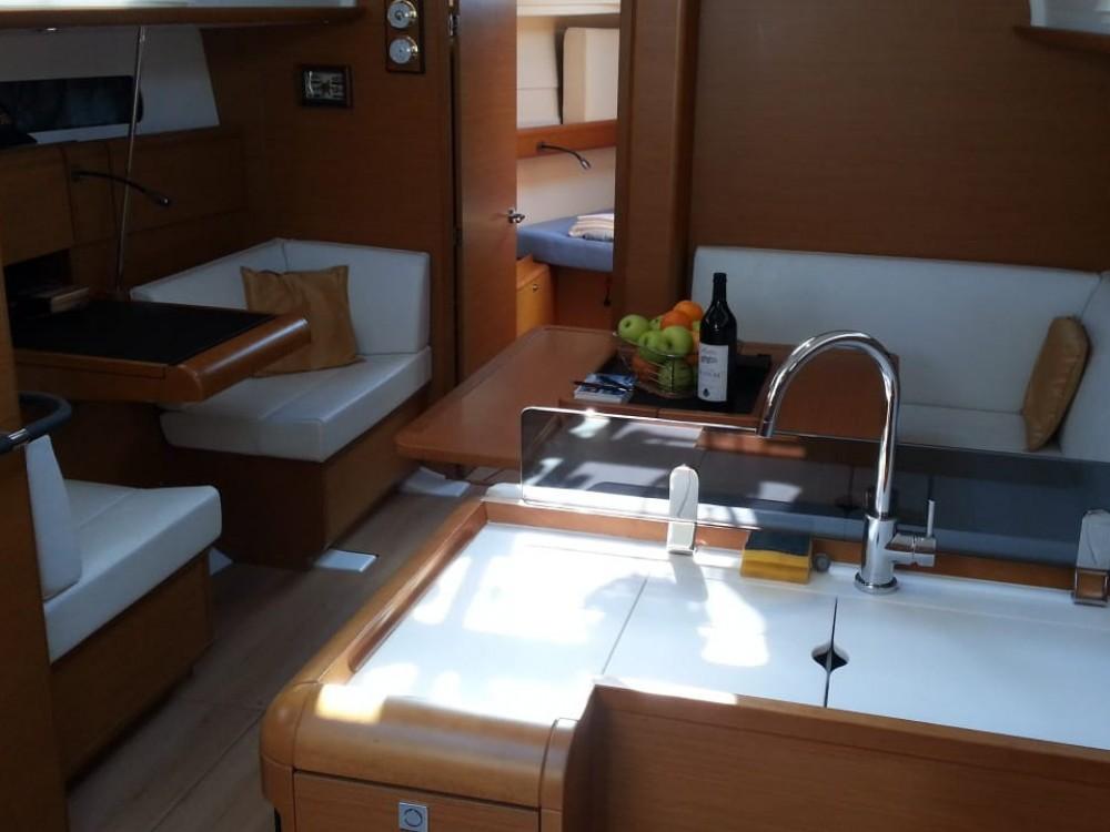 Segelboot mieten in Tivat - Jeanneau Sun Odyssey 409