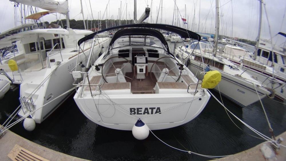 Segelboot mieten in Medulin - Hanse Hanse 455