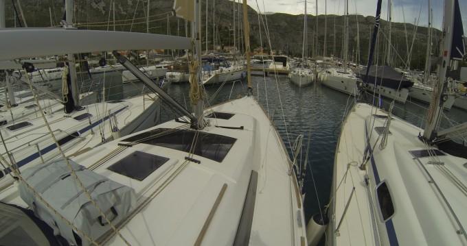 Bootsverleih Dufour Dufour 382 Grand Large Dubrovnik Samboat