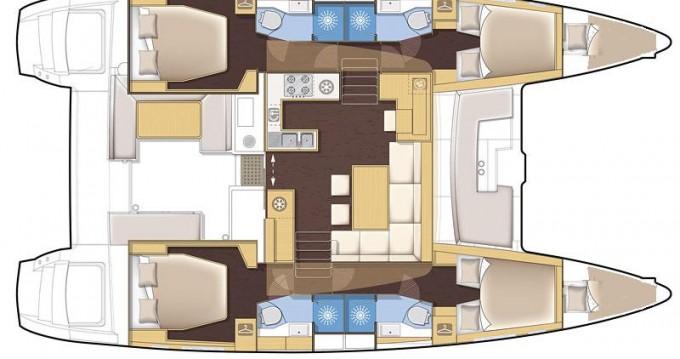 Katamaran mit oder ohne Skipper Lagoon mieten in Veruda