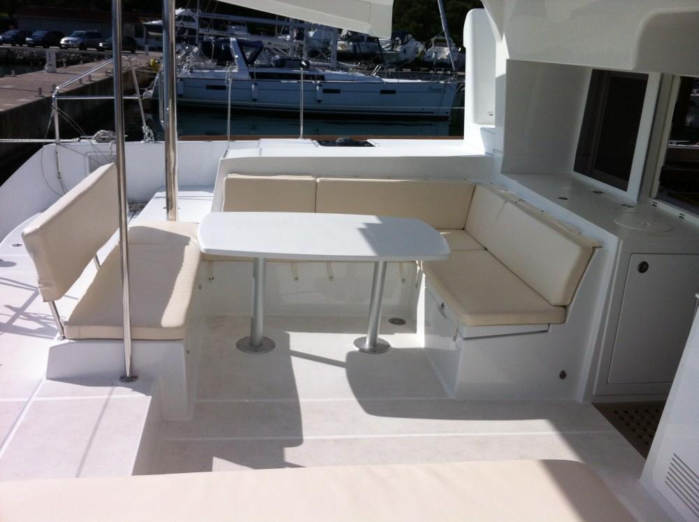 Bootsverleih Lagoon Lagoon 450 Pula Samboat