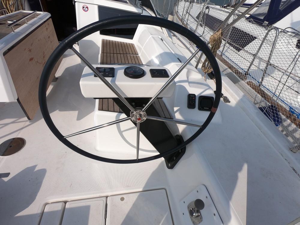 Segelboot mieten in Marina Medulin - Dufour Dufour 430 Grand Large