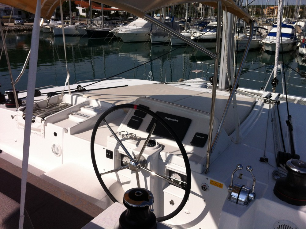 Katamaran mit oder ohne Skipper Lagoon mieten in Pula