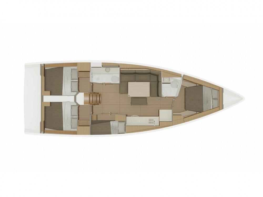 Bootsverleih Dufour Dufour 430 Grand Large Marina Medulin Samboat