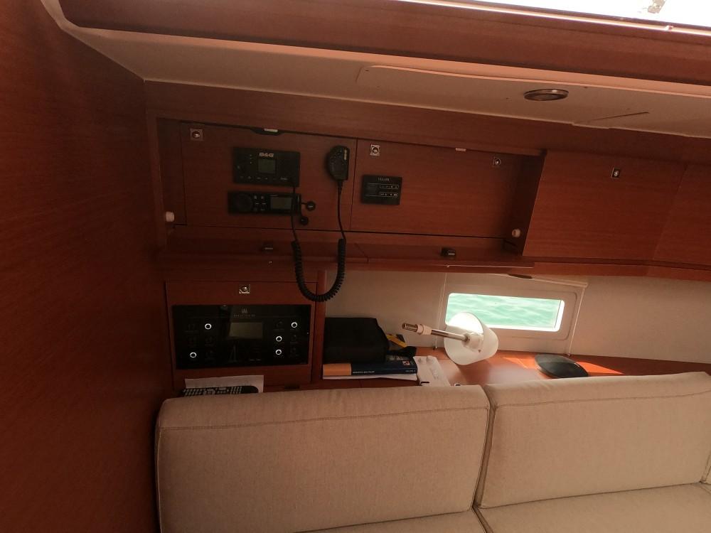 Dufour Dufour 430 Grand Large zwischen Privatpersonen und professionellem Anbieter Marina Medulin