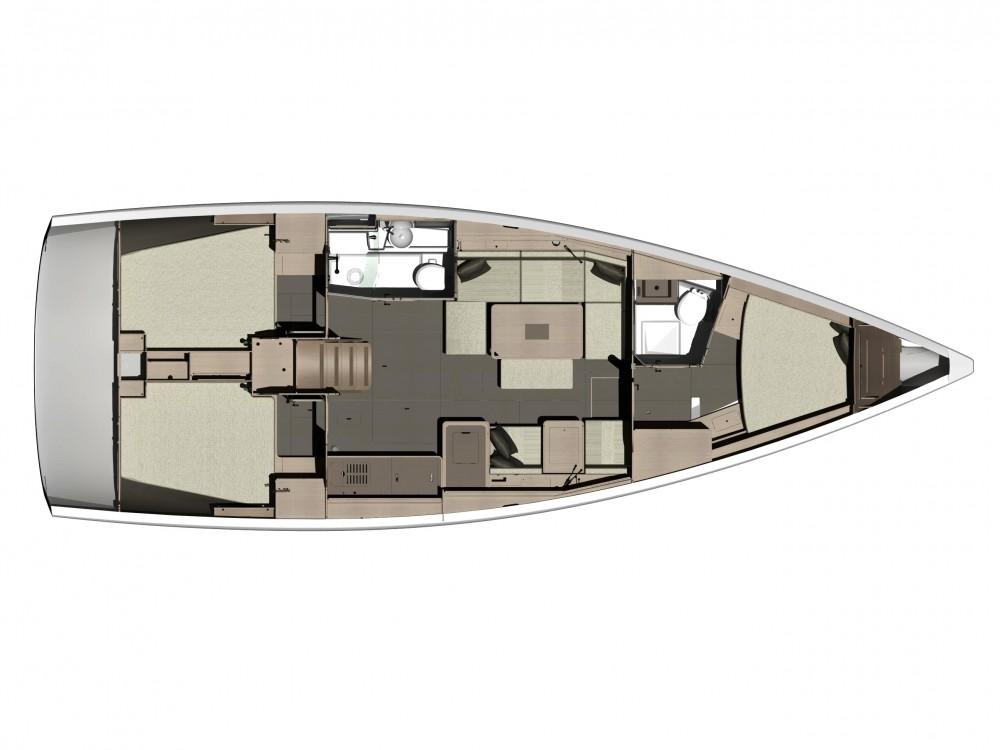Segelboot mit oder ohne Skipper Dufour mieten in Medulin