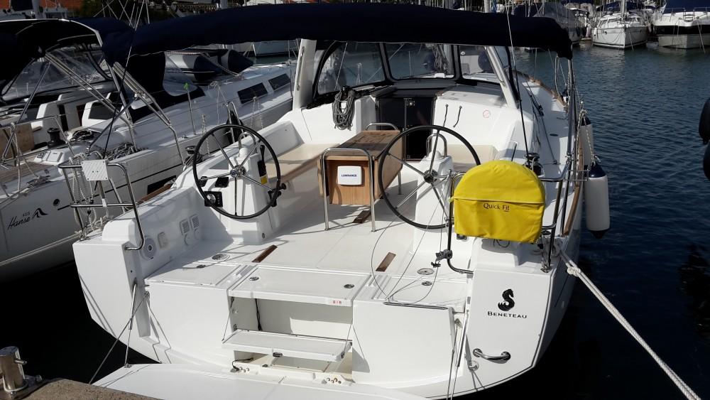 Segelboot mit oder ohne Skipper Bénéteau mieten in
