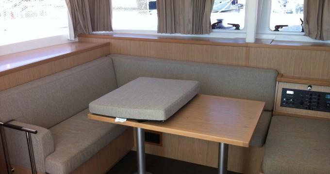 Bootsverleih Lagoon Lagoon 400 S2 Medulin Samboat