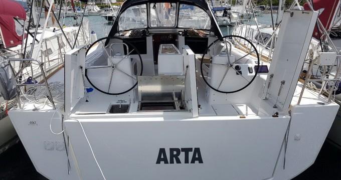 Segelboot mieten in Dubrovnik - Dufour Dufour 460 Grand Large