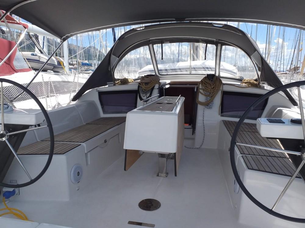 Bootsverleih Marina Kaštela günstig Dufour 430 Grand Large