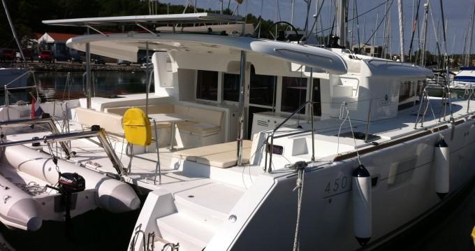 Katamaran mit oder ohne Skipper Lagoon mieten in Dubrovnik