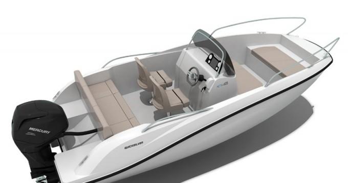 Yacht-Charter in Medulin -  Quicksilver activ 605 sundeck auf SamBoat