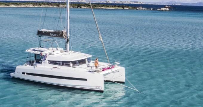 Katamaran mit oder ohne Skipper Bali Catamarans mieten in Marmaris