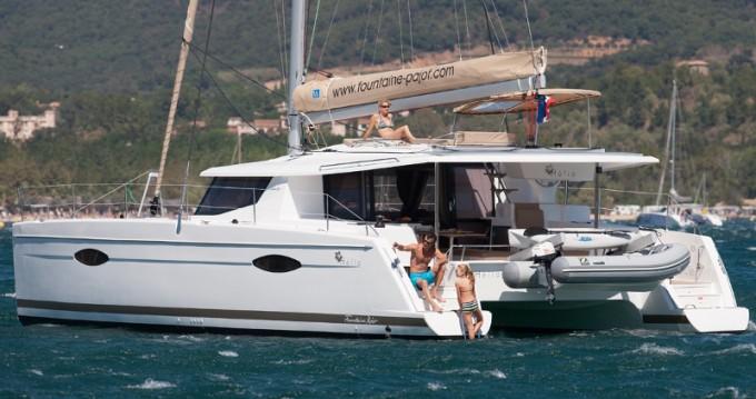 Katamaran mit oder ohne Skipper Fountaine Pajot mieten in Marmaris