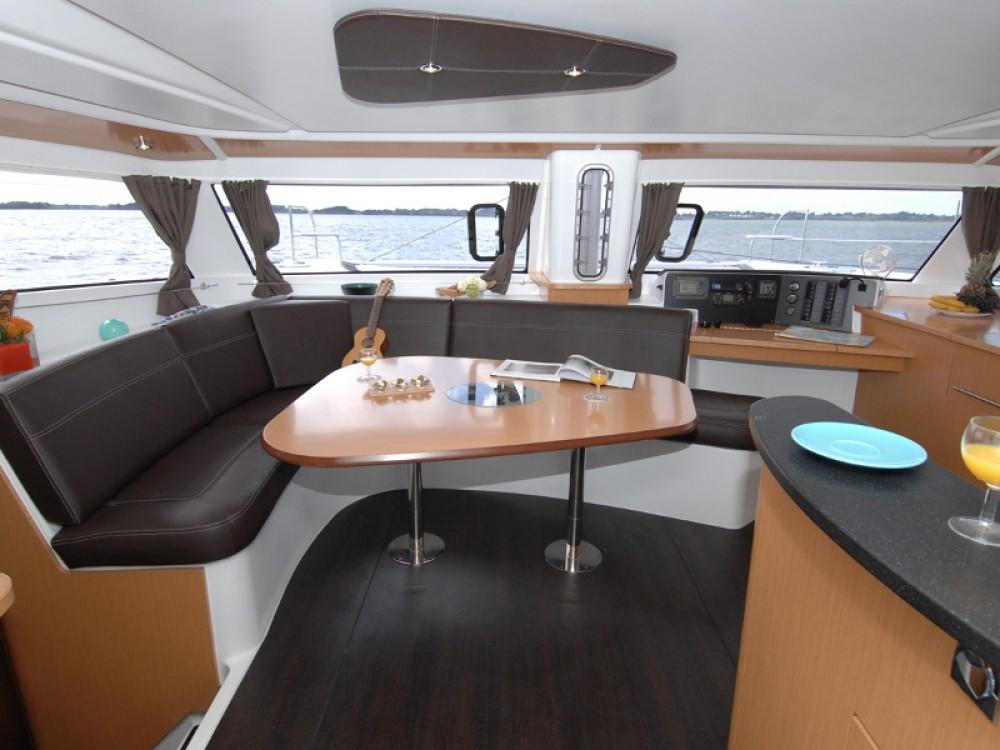 Bootsverleih Fountaine Pajot Orana 44 Quatuor Marmaris Samboat