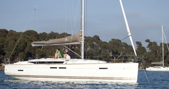 Segelboot mieten in Marmaris - Jeanneau Sun Odyssey 439