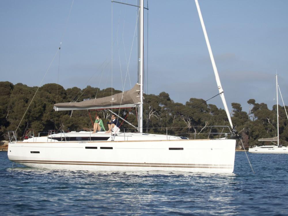 Bootsverleih Marmaris günstig Sun Odyssey 439