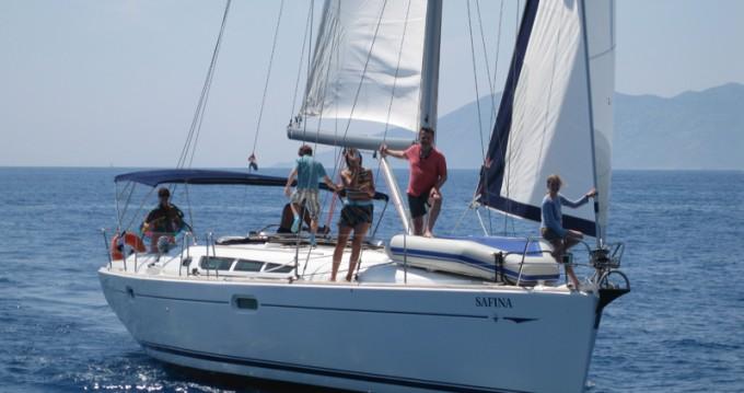 Ein Jeanneau Sun Odyssey 45 mieten in Fethiye