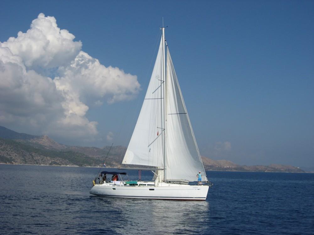 Yacht-Charter in Fethiye - Jeanneau Sun Odyssey 45 auf SamBoat