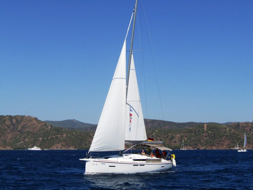 Yacht-Charter in Fethiye - Jeanneau Sun Odyssey 419 auf SamBoat