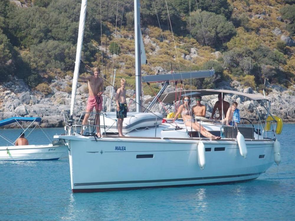 Segelboot mieten in Fethiye - Jeanneau Sun Odyssey 419