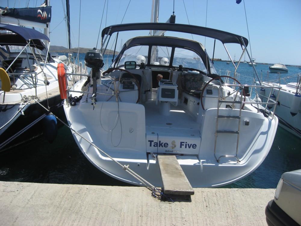 Segelboot mieten in Fethiye - Bénéteau Cyclades 50.5
