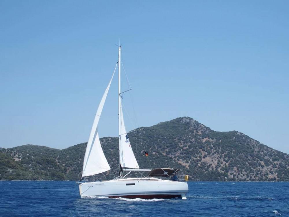 Bootsverleih Fethiye günstig Sun Odyssey 349
