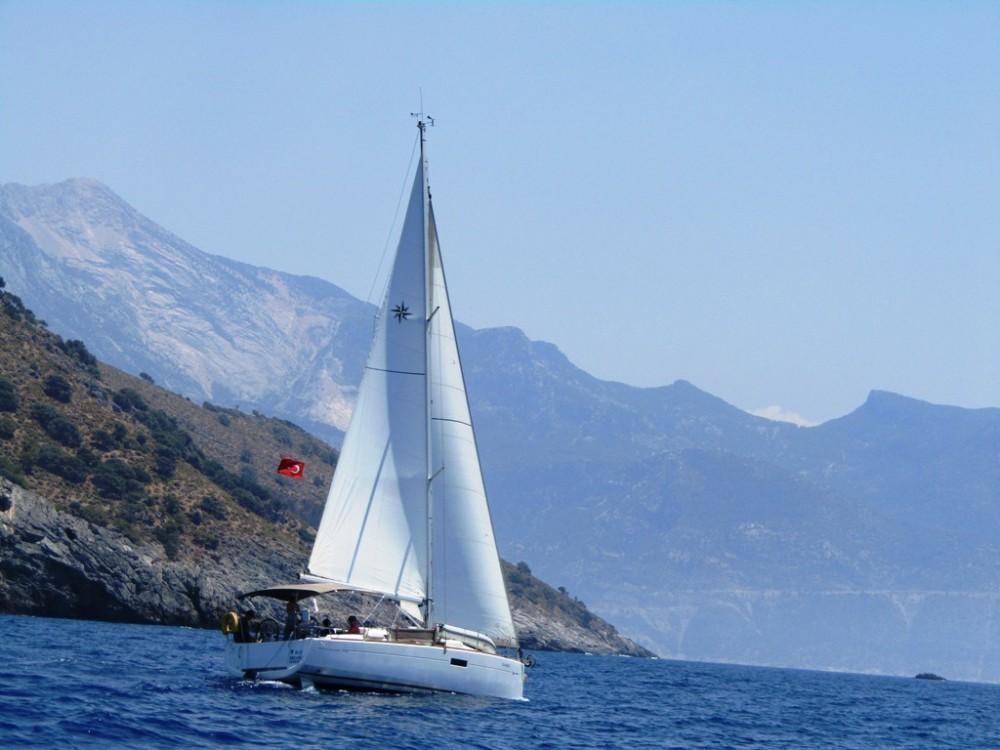 Bootsverleih Jeanneau Sun Odyssey 349 Fethiye Samboat