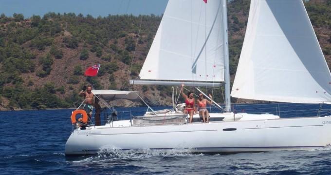 Yacht-Charter in Fethiye - Bénéteau Oceanis 37 auf SamBoat