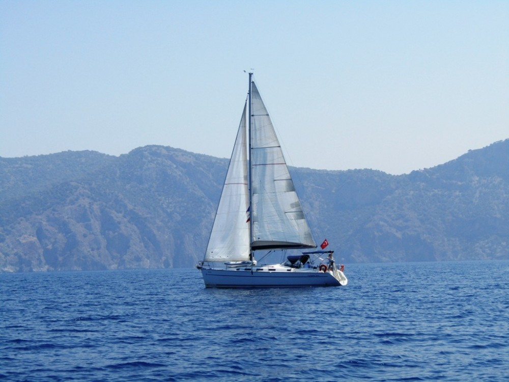 Yacht-Charter in Fethiye - Bénéteau Cyclades 39.3 auf SamBoat