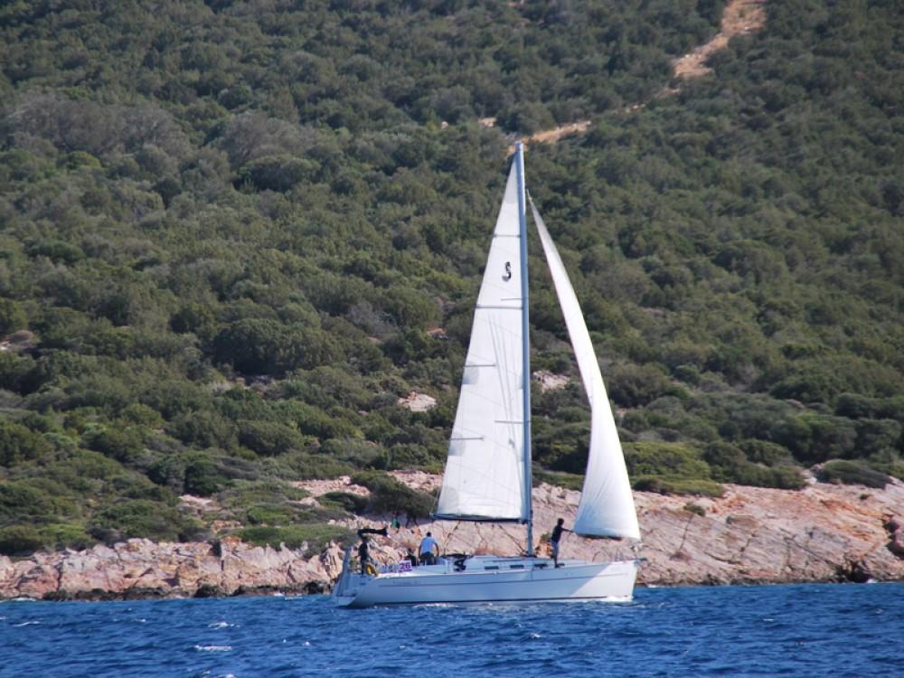 Bootsverleih Fethiye günstig Cyclades 39.3