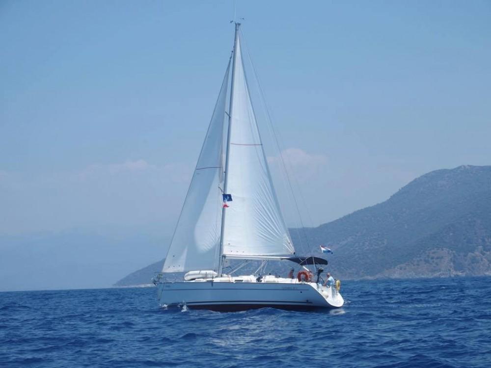 Segelboot mieten in Fethiye - Bénéteau Cyclades 39.3