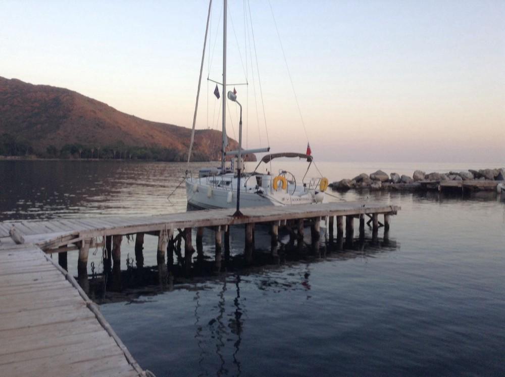 Ein Jeanneau Sun Odyssey 36i mieten in Fethiye