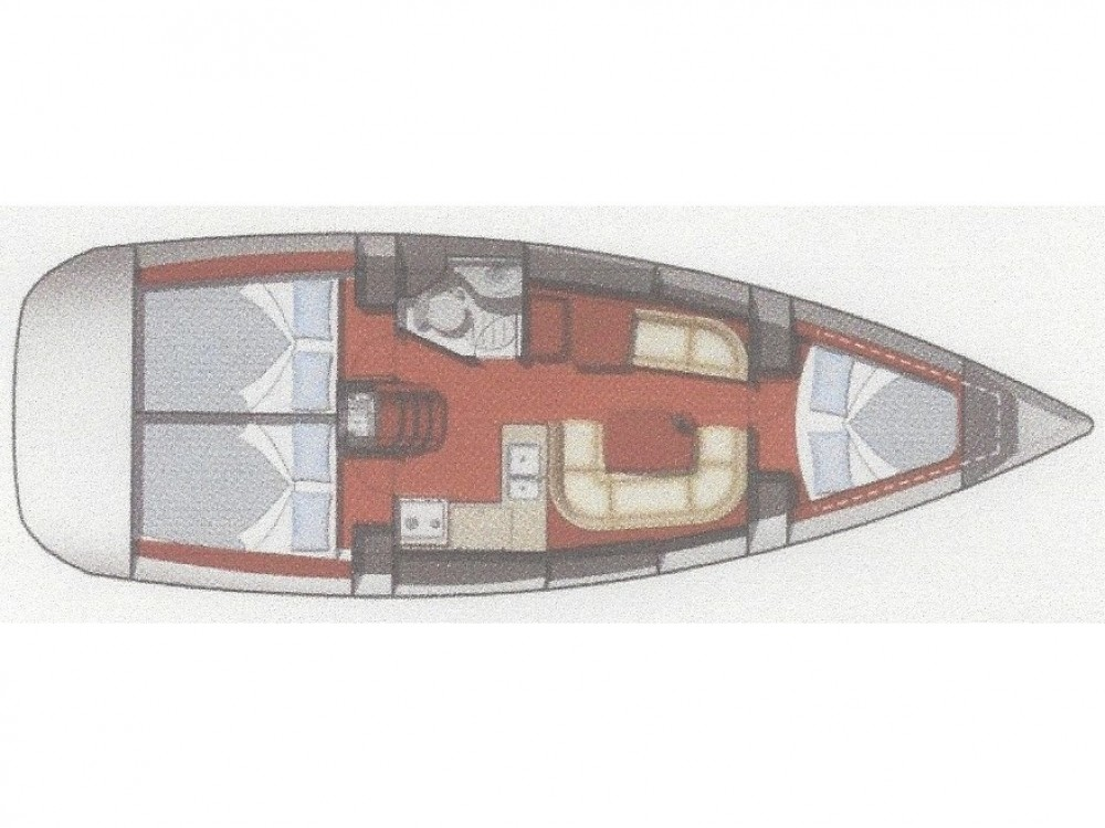 Bootsverleih Fethiye günstig Sun Odyssey 36i