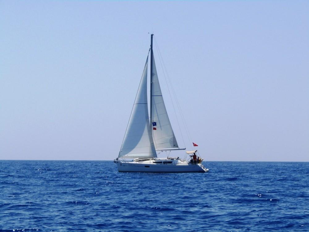 Segelboot mieten in Fethiye - Jeanneau Sun Odyssey 36i