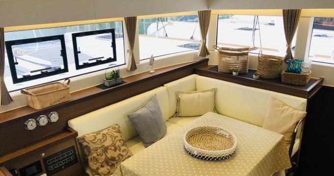 Yacht-Charter in Capo d'Orlando - Lagoon Lagoon 40 auf SamBoat