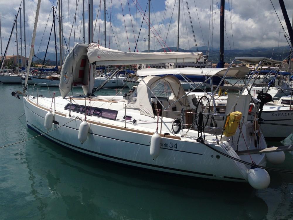 Bootsverleih Bénéteau Oceanis 34  Samboat