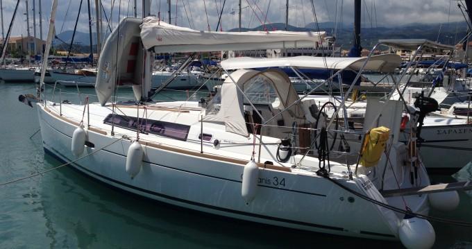 Yacht-Charter in Lefkas Marina - Bénéteau Oceanis 34 auf SamBoat