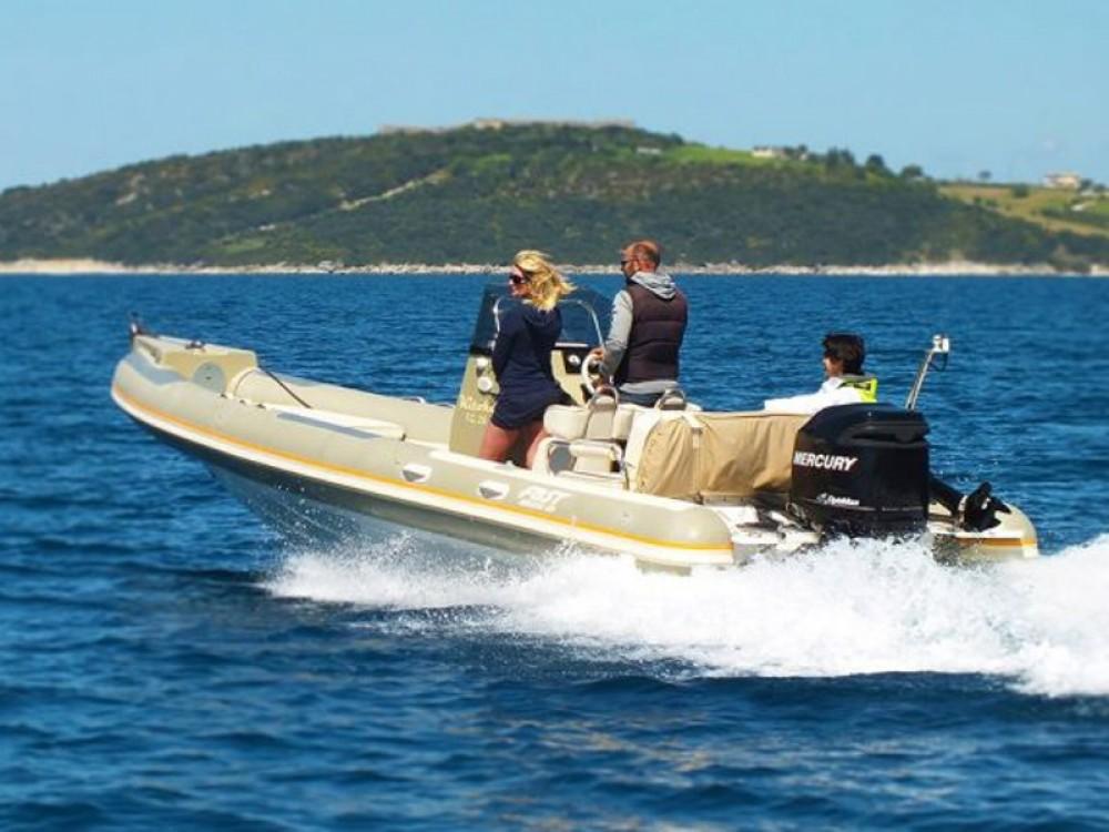 Motorboot mit oder ohne Skipper  mieten in Lefkáda