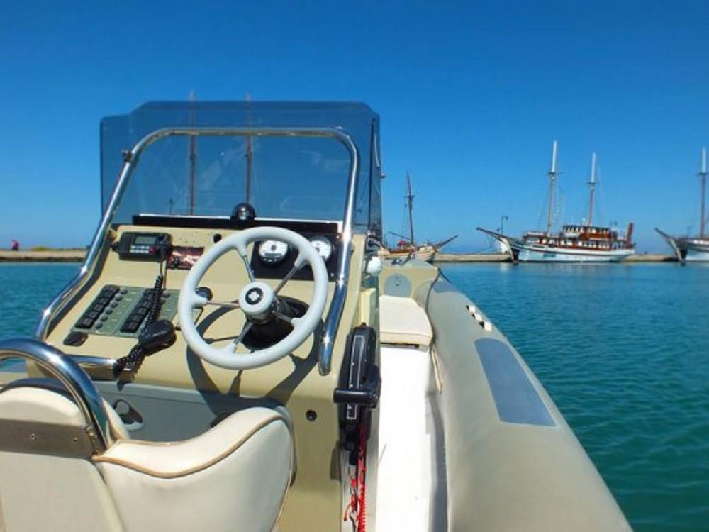 Yacht-Charter in Lefkáda -  Fost Obssesion 740 auf SamBoat