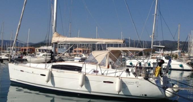 Bootsverleih Bénéteau Oceanis 40 Lefkas Marina Samboat